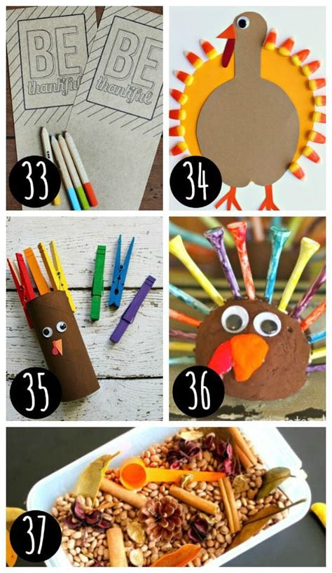 thanksgiving arts and crafts for 101 more thanksgiving traditions