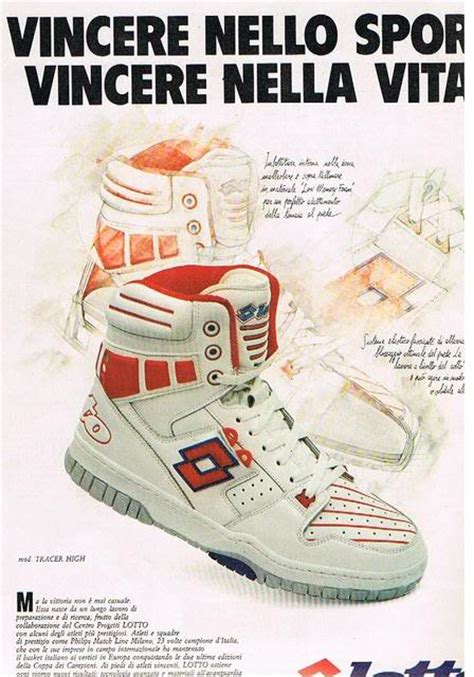 unknown basketball shoes lotto tracer high basketball shoe release year unknown