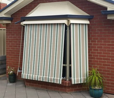 awnings weather shade blinds