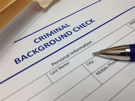 Background Check For Criminal Record Criminal Justice Aclu Of Michigan