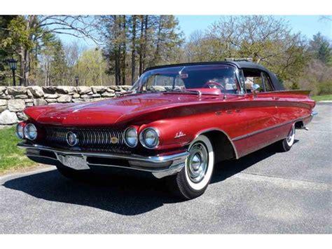 1960 buick lesabre for sale classiccars cc 938022