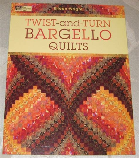 Twist And Turn Bargello Quilts twist and turn bargello quilts b1016t