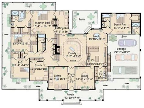 tropical home floor plans house plans hawaiian style homes tropical house plans
