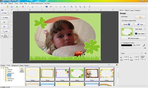 descargar programa para decorar fotos con efectos marcos programa para los marcos photo frame studio