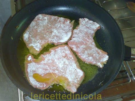 come cucinare le fettine di vitello ricette carne le ricette di nicola