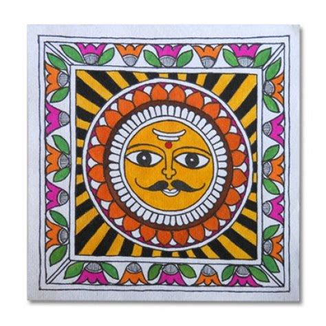 Surf Wall Mural 28 best images about madhubani on pinterest folk art