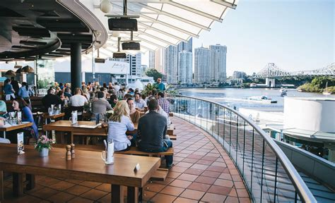 top bars in brisbane the 10 best waterside bars in brisbane james squire
