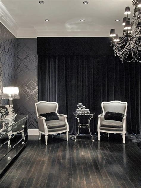 dark curtains for bedroom best 25 black and silver curtains ideas on pinterest