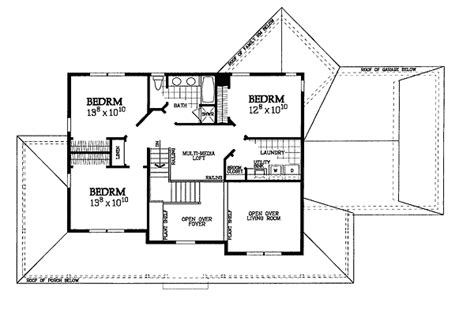 country living floor plans gracious country living 81319w architectural designs