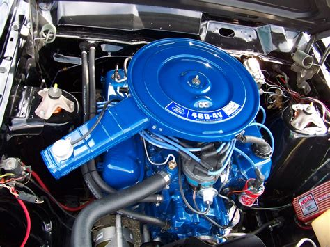 ford 460 engine history and ford on