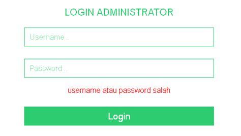 membuat form login sederhana dengan php membuat form login sederhana dengan php semua tentang