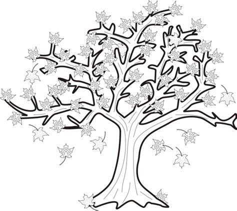 coloring pages online without printing tree coloring pages without leaves cooloring com