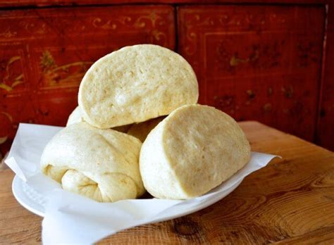 chinese buns all purpose chinese steamed bun dough man tou the woks