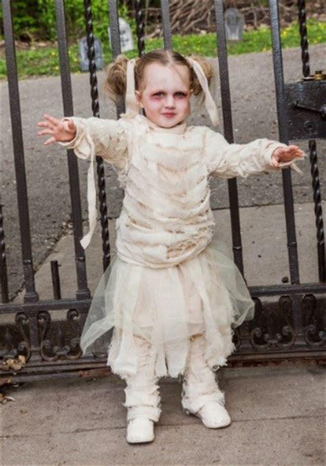 celebrity halloween costumes mummy toddler girl s mummy costume