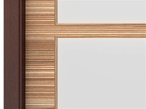Zebrawood Denver Glass Interior Door Closet Doors Denver