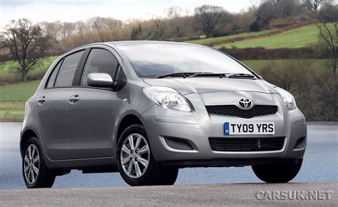 Toyota Yaris Weight Toyota Yaris 1 4 2009 Auto Images And Specification
