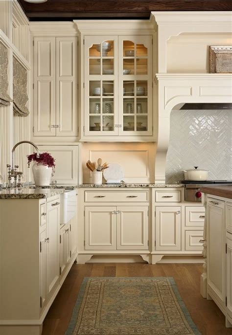 ivory cabinets foter country style kitchen kitchen