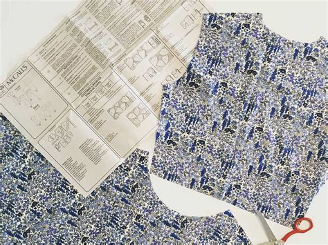 pattern cutter part 1 mccalls patterns m6959 sew along pattern cutting