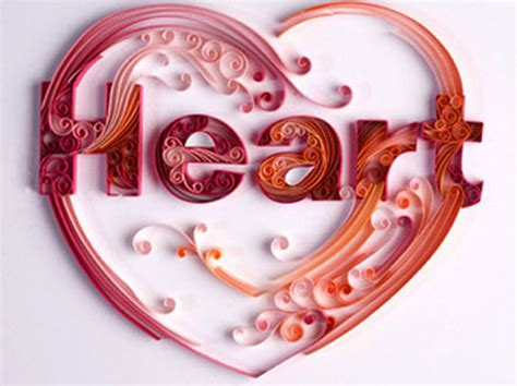 Paper Craft Hearts - inspiring quilling designs paper crafts and unique gift