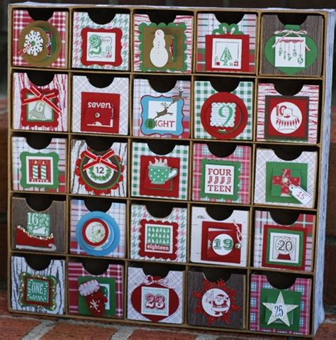 make up advent calendars 25 counting advent calendar tiddbits