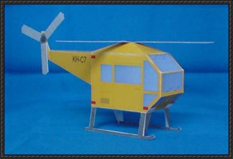 Origami Helicopter Easy - papercraftsquare new paper craft a simple
