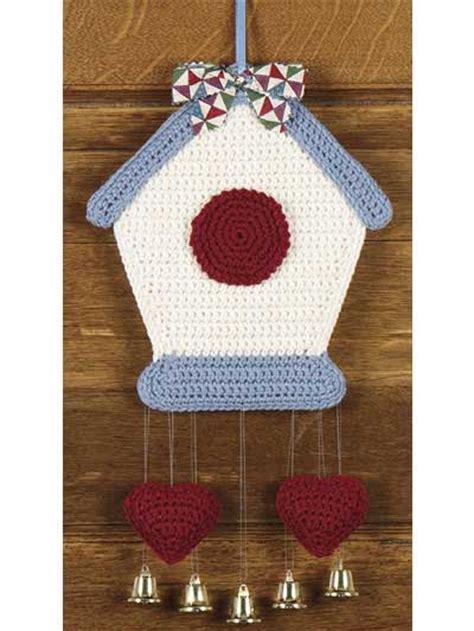 crochet house pattern free knit crochet birdhouses free patterns grandmother s