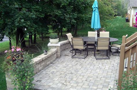 Paver Patios Columbus Ohio Brick Pavers Patios Patio Paver Patio Columbus Ohio