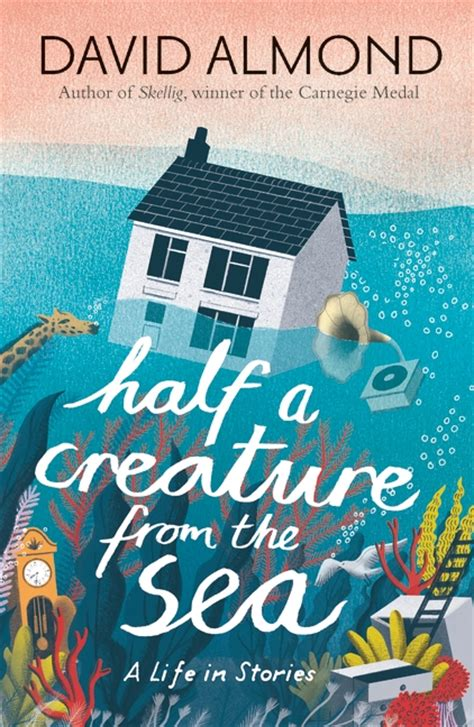 one half from the east books walker books half a creature from the sea