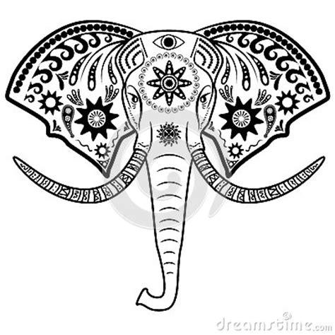 Elefantes hindúes coloridos en imágenes para descargar hoy ...