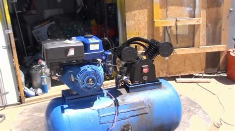 harbor freight air compressor part 2