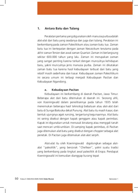 Geografi Sma Kelas X Kurikulum 2013 Edisi Revisi 2016 buku siswa sejarah sma kelas x kurikulum 2013