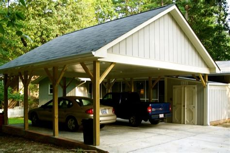 Carport And Shed by Carport Loft Shed Garage Builders Of Raleigh