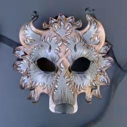 Wolf Mask Custom Fantasy Wolf Mask Handmade Leather Mask Made To