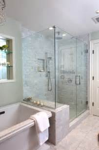 Master Bath Shower by Master Bathroom Traditional Bathroom Boston By