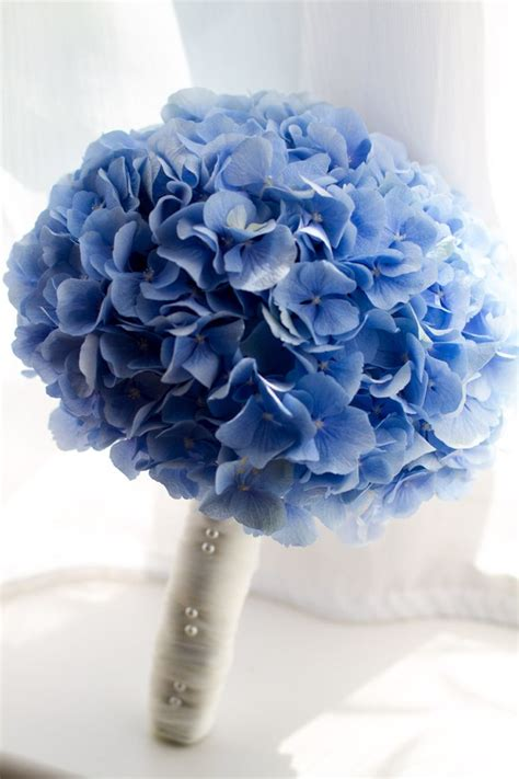 Wedding Flowers Hydrangea by Hydrangea Bouquets Images