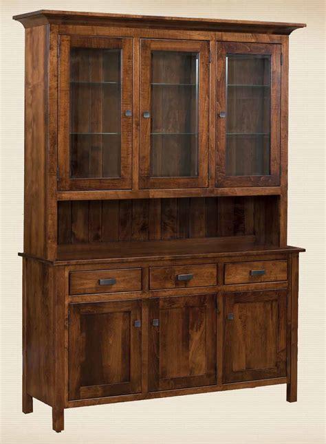 solid wood china cabinet oakwood furniture amish furniture in daytona beach