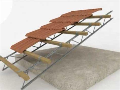pendenza tettoia in legno tettofacile 174 tetto ventilato listello in legno