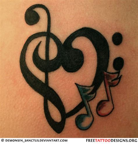 butterfly music note tattoo designs 55 tattoos and sacred designs