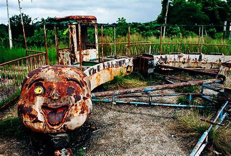 abandoned amusement park beautiful abandoned amusement parks around the world
