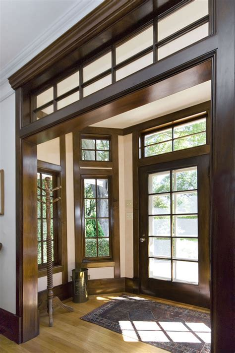 wood trim vs white trim staining wood trim ana white woodworking projects