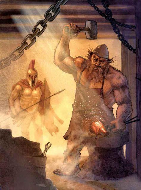 imagenes de hefesto dios del fuego hefesto wiki camento mestizo fandom powered by wikia