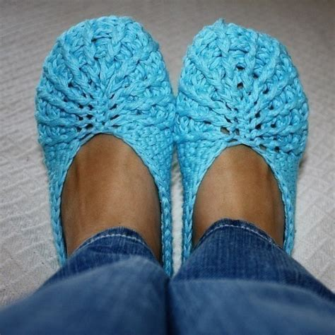 spider slippers crochet pattern pdf file spider slippers size