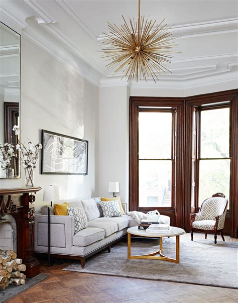 brooklyn living room brooklyn brownstone nicole gibbons studio