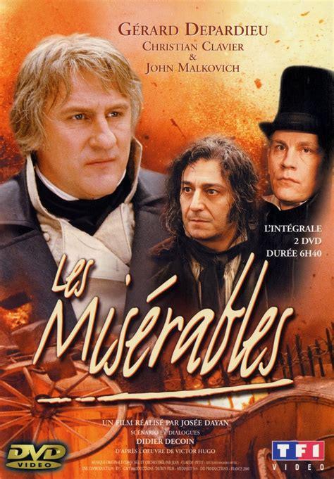 gerard depardieu in les miserables les mis 233 rables film complet en streaming vf hd