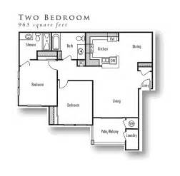 2 Bedroom Ranch Floor Plans bedroom 2 bathrooms floorplan jpg