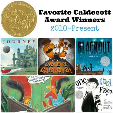 honor books favorite caldecott award winners 2010 present