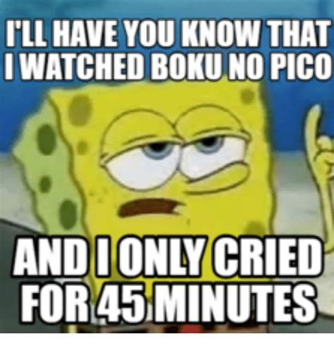 Boku No Pico Meme - search boku no pico memes on sizzle