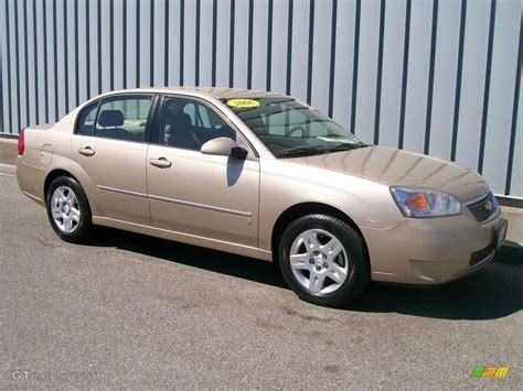 2006 sandstone metallic chevrolet malibu lt sedan 1085687 gtcarlot car color galleries