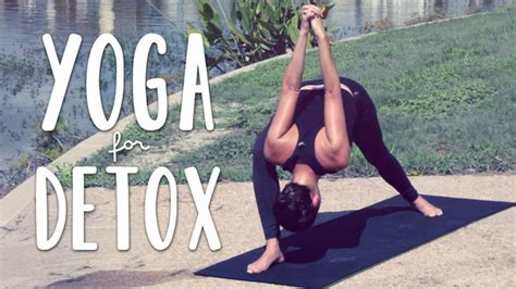 Detox Sequence by Detox Practice Strengthen And Cleanse With