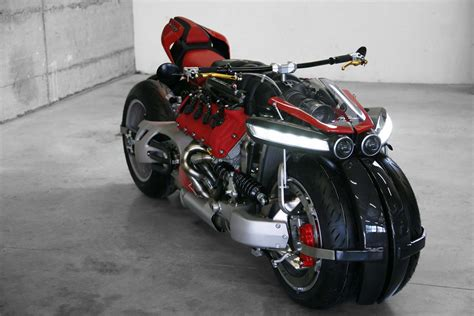 Lazareth Lm 847 The Mad Maserati Powered